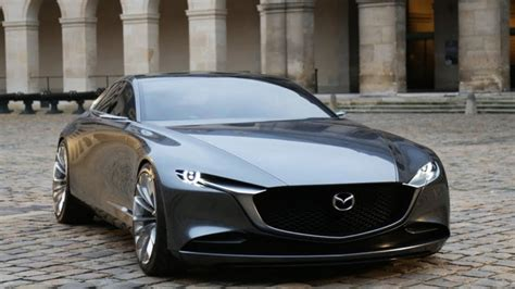 mazda vision coupe review design exterior interior
