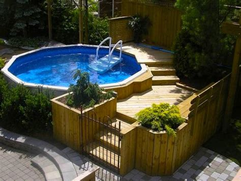 Decorating Around Above Ground Pool by 17 Ways To Add Style To An Above Ground Pool Hgtv S