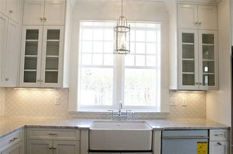 light   kitchen sink beneath  heart