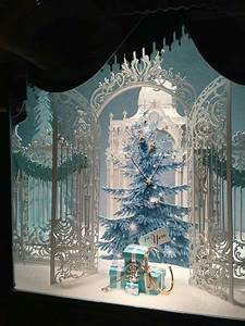 25+ unique Christmas window display ideas on Pinterest