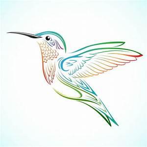 Tribal Hummingbird TattooUgg Stovle
