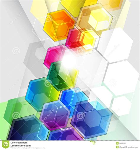 abstract vector design royalty free stock photography