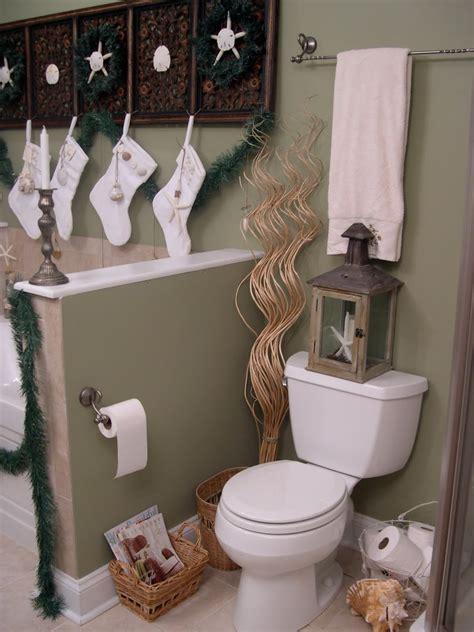 decorating your bathroom ideas 4 formas de decorar tu baño en navidad