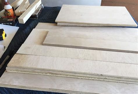 How To Build An Ottoman Frame by How To Build A Storage Ottoman At The Home Depot