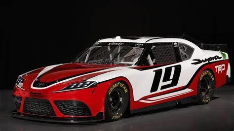 Toyota Supra Nascar Xfinity Series Car Confirmed For 2019