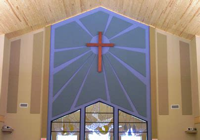 soundproofing  church sanctuary acoustical solutions