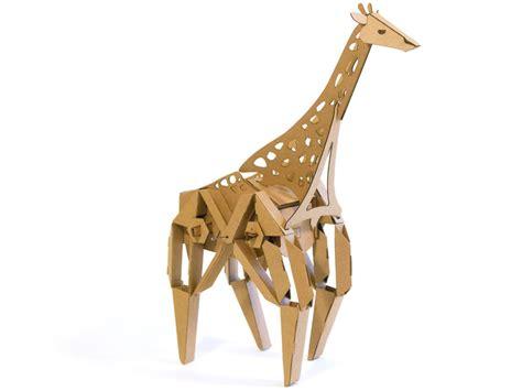 kinetic animals geno the giraffe kinetic creatures id 1101 49 95 adafruit industries unique fun diy