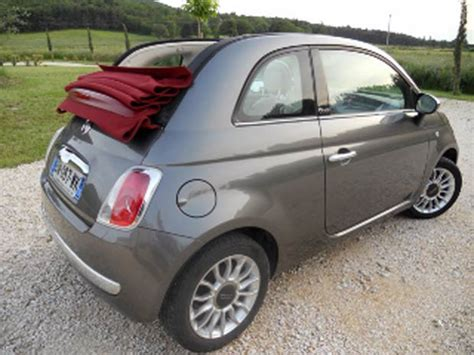 Second Fiat by Second Fiat 500 Cabriolet For Sale San Javier