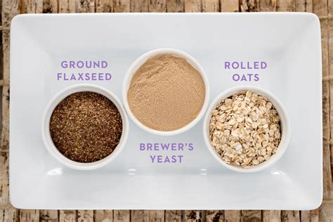 Lactation Recipes Without Brewers Yeast