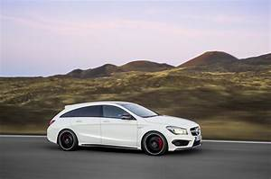 Mercedes Cla Break : mercedes benz cla shooting brake cla 45 amg shooting ~ Melissatoandfro.com Idées de Décoration