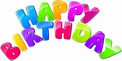 Birthday Happy Clip Clipart Transparent Yopriceville Spring