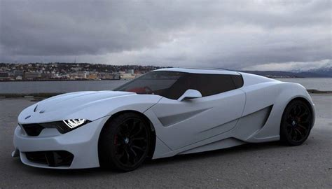 Meet Bmw's Latest Super-car Concept
