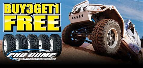 pro comp tire buy