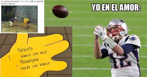 Super Bowl Memes 2018 - arranca el super bowl y tambi 233 n los memes regeneraci 243 n
