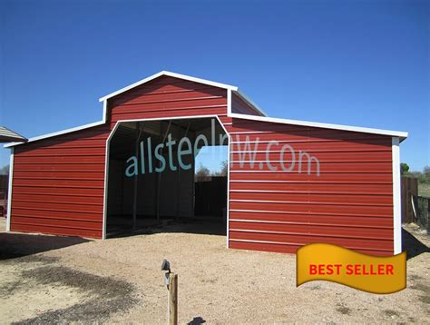 All Steel Northwest Metal Garage Buildings & Carports In