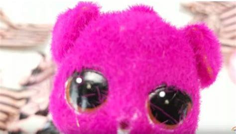 lol surprise fuzzy pets toys