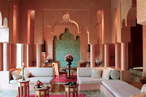 decoration des maisons marocaine l amanjena un lieu plein de charme