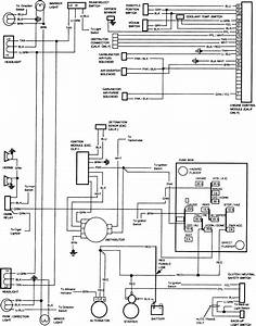 1986 Chevy Truck Engine Wiring Diagram