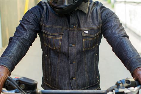 7 Protective And Stylish Denim Motorcycle Jackets • Gear