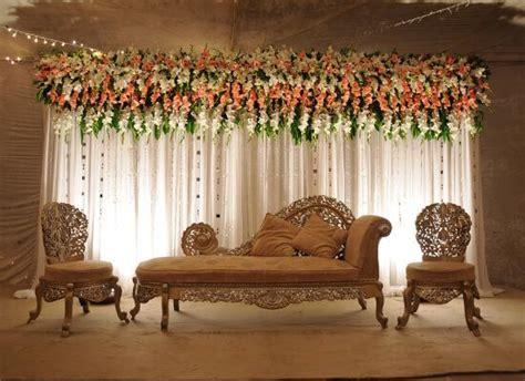 simple wedding stage decoration  pakistan wedding
