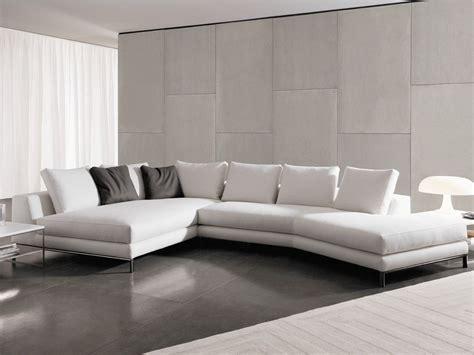 Sectional Upholstered Fabric Sofa Hamilton Islands