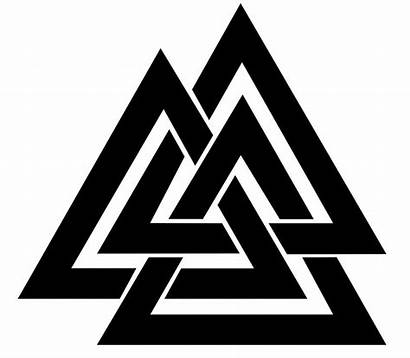 Tattoo Wikinger Symbol Norse Valknut Tattoos Viking
