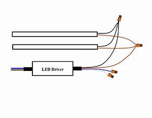 Wire Diagram For Leds Troffers