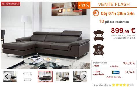 canapé d angle vente unique vente unique canape cuir maison design wiblia com