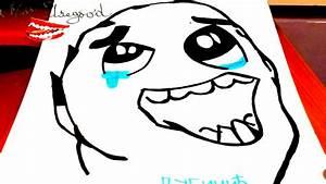 How to Draw Memes-Meme Faces: HAPPY CRYING | #MrUsegoodART ...