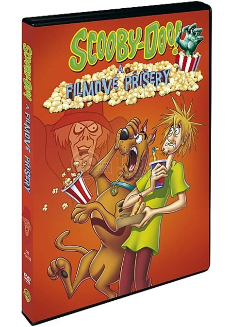 scooby doo    monsters dvd