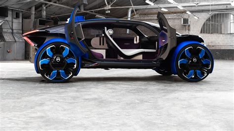 Citroen 19 19 Concept by Citro 235 N 19 19 Concept Is Yet Another Living Room On