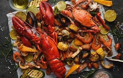 Seafood Boil Sea Wallpapers Foods Crab Wallpapertip