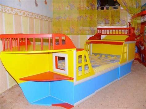 Kinderzimmer Junge Schiff by Pin Bosch Home And Garden Auf Bett Kinderbett