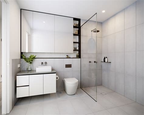 Bathroom : Sleek Modern Bathroom Designs You'll Fall In Love With