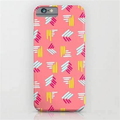 90s Iphone Squiggles Society6 Case Ipod Buyart