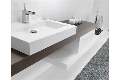 meuble salle de bain avec vasque a poser carrelage salle de bain