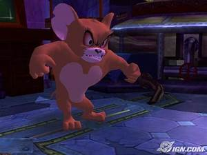 Tom and Jerry in War of the Whiskers Game [PS2]