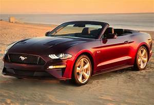 2018 Ford Mustang GT Convertible Price, Specs, Review, Configuration