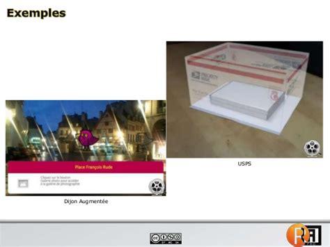 chambre des m iers 95 présentation de la réalité augmentée à chambre de métiers