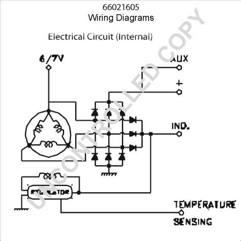 prestolite alternator wiring diagram marine somurichcom