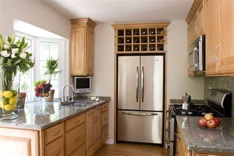 kitchen designs for small houses a small house tour smart small kitchen design ideas 8011