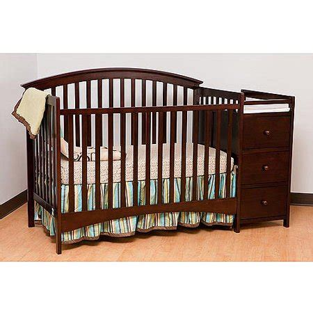 walmart baby cribs storkcraft bradford 4 in 1 fixed side convertible crib and