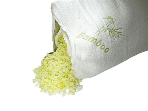 Home With Comfortadjustable Pillow  Bamboo Pillow Reviews