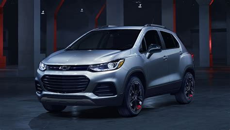 Trax Picture by 2017 Chevrolet Trax Redline Edition Top Speed