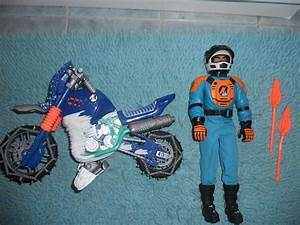 Action Man Moto : action man polar bike motor arctic hasbro 1999 ice motorcycle cross snow ebay ~ Medecine-chirurgie-esthetiques.com Avis de Voitures