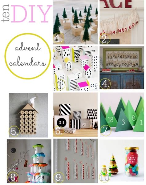 diy advent calendar ideas diy christmas 10 diy advent calendar ideas southern savers