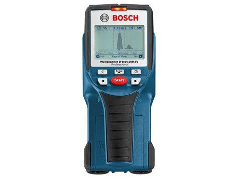 Bosch DTect 150SV Digital Wall Scanner Detector