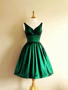 emerald green bridesmaid dresses my style pinterest With green cocktail dress for wedding