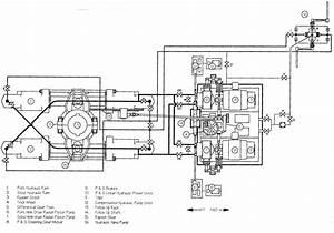 Hydraulic Steering Diagram