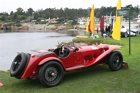 1931 Alfa Romeo 8c 2300 Monza Gallery Gallery